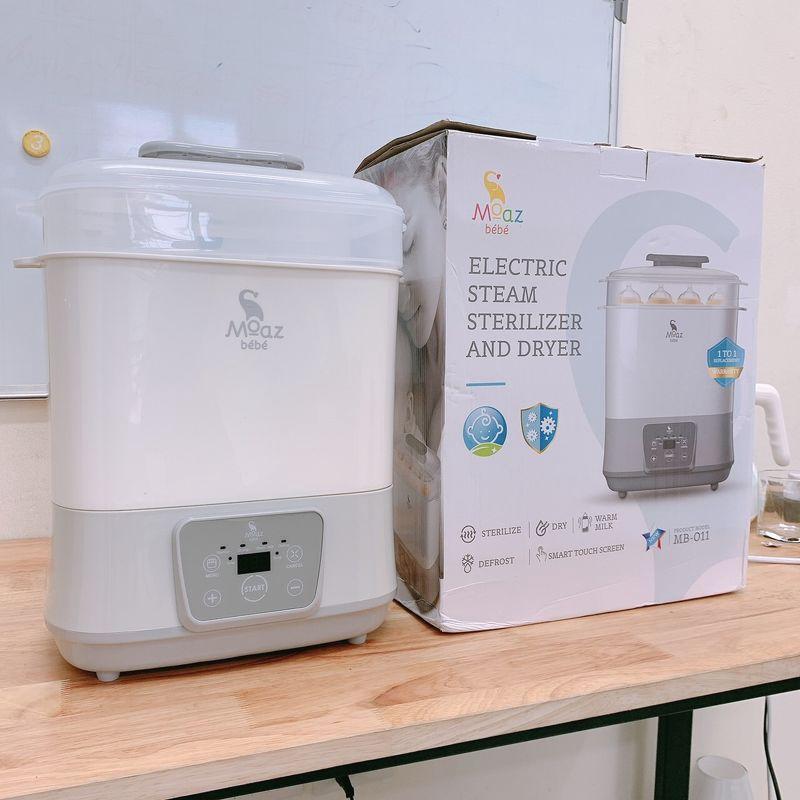 Máy tiệt trùng hơi nước - sấy khô thông minh MB011