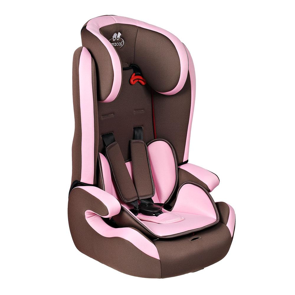 Ghế ngồi ô tô cho bé Zaracos William 5086 - Pink