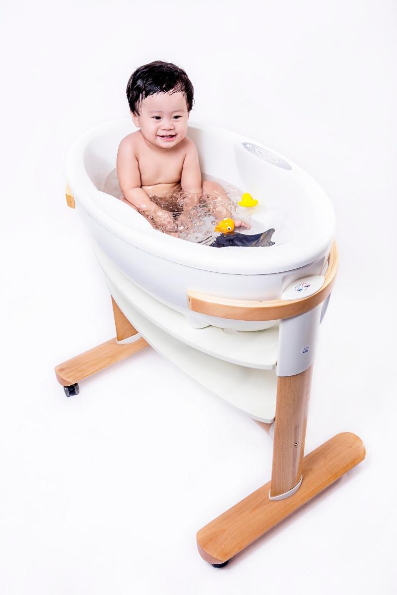 Bộ chậu tắm cao cấp Baby Spa