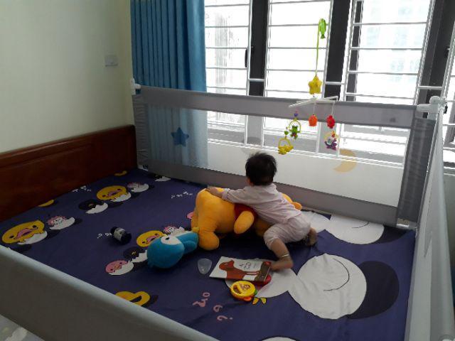 Chắn giường an toàn cho bé dạng trượt Umoo