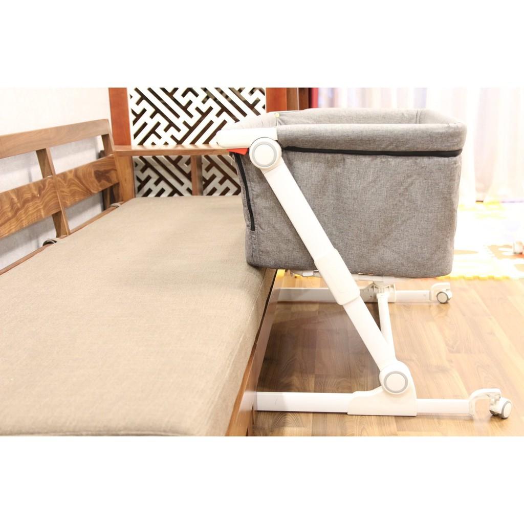 Cũi kê sát giường Mastela PL506 - Shop Mẹ Và Bé