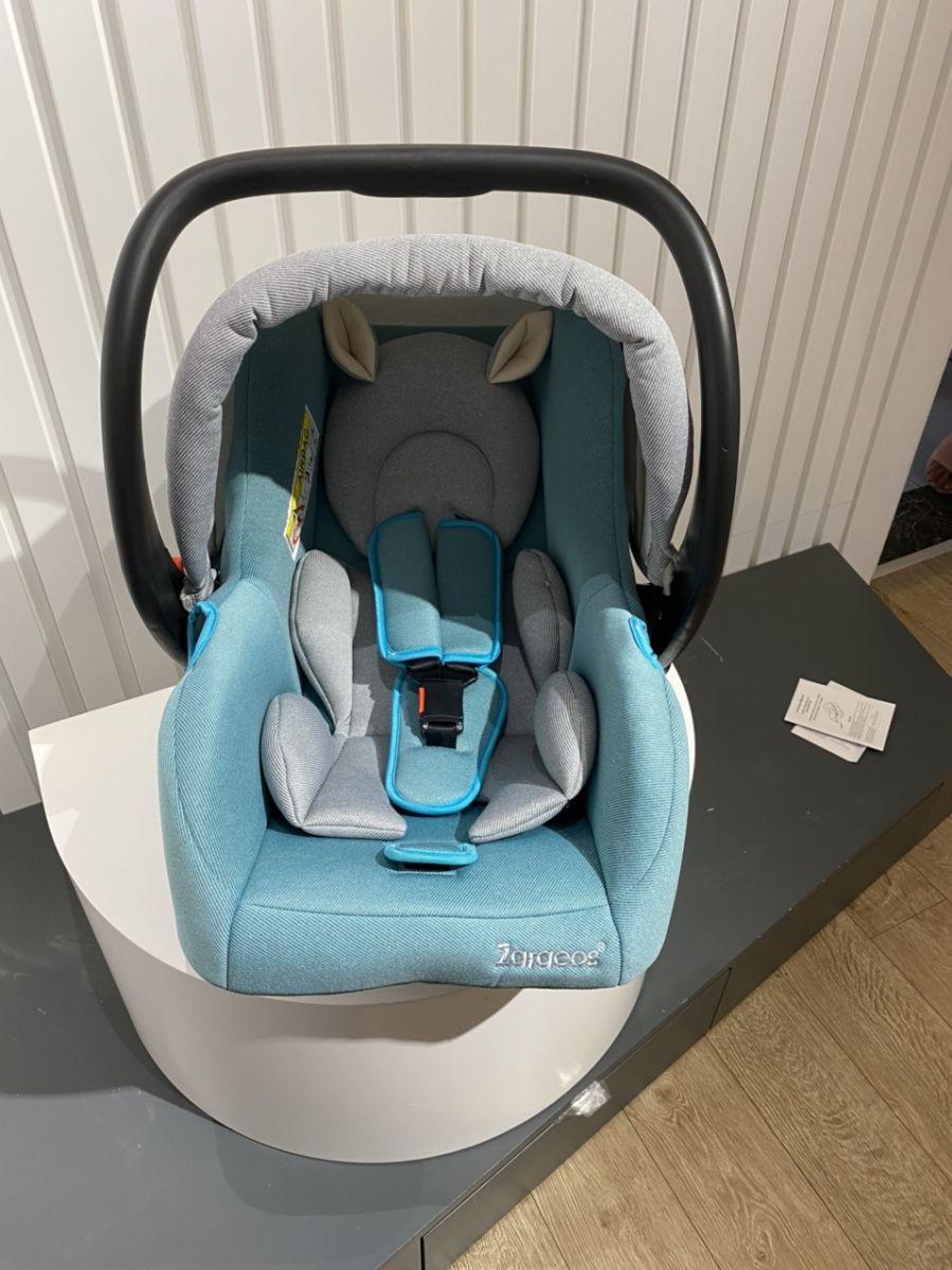 Ghế ngồi ô tô cho bé Zaracos Intel 2646