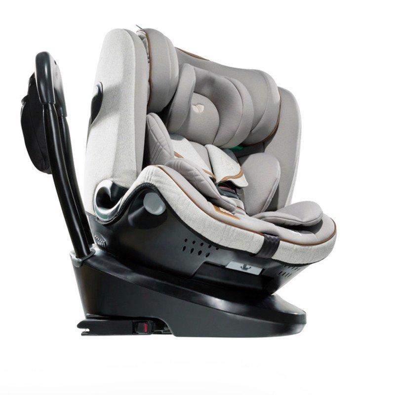 Ghế ngồi ô tô trẻ em cao cấp Joie i-Spin Grow Oyster ISOFIX