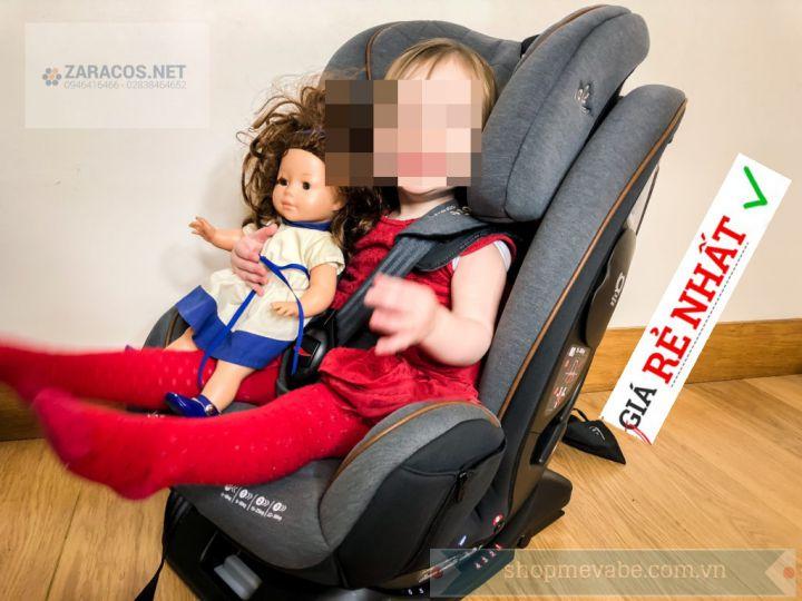Ghế ngồi ô tô trẻ em Joie Every Stage FX SIG. Noir