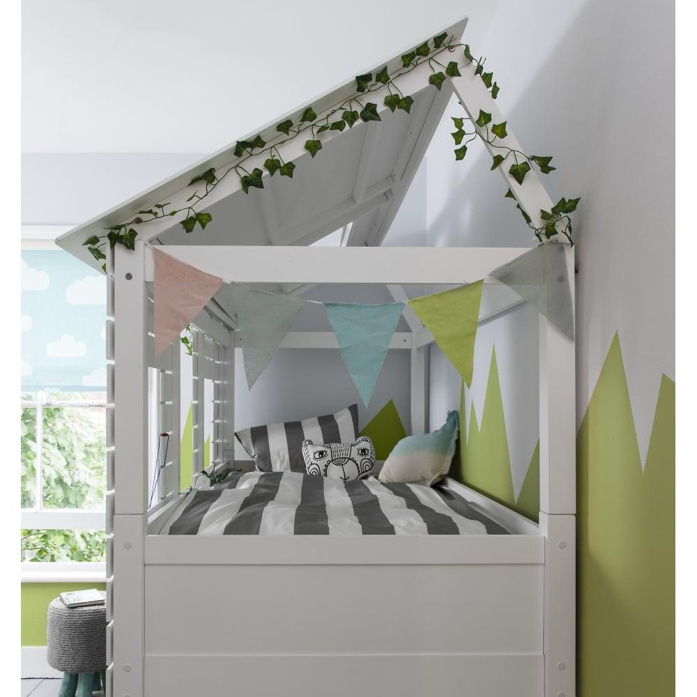 Giường ngủ trẻ em mô hình ngôi nhà