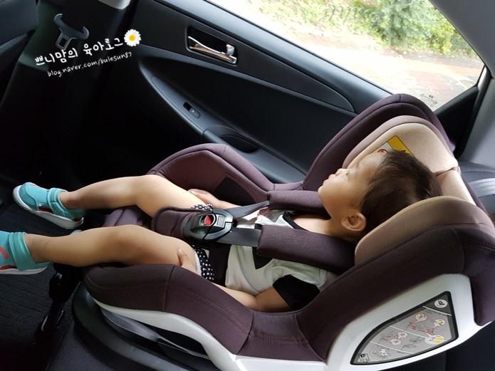 Hướng dẫn mua ghế ngồi xe hơi cho  bé đúng cách