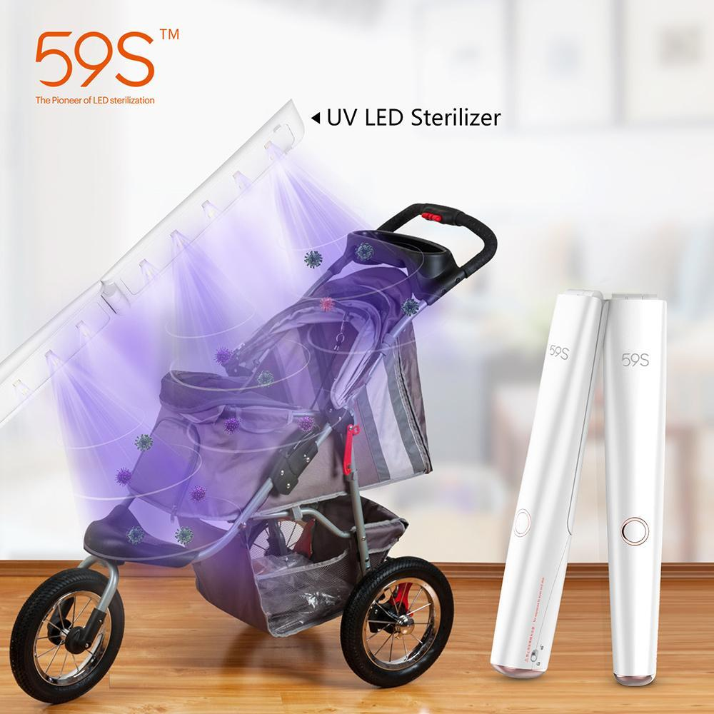 Máy khử trùng đa năng 59S UVC LED Sterilizing Wand
