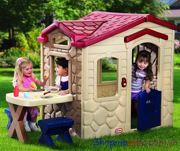 Nhà Picnic mô hình nhà phố LT- 170621E