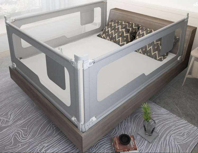 Thanh chắn giường dạng trượt Panda