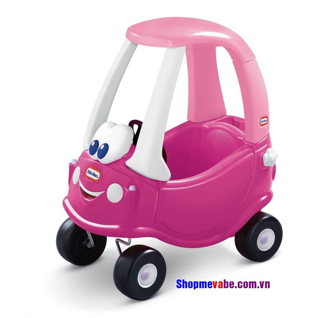 Xe chòi chân bé gái (mui xe có kim tuyến) (LT-627286)