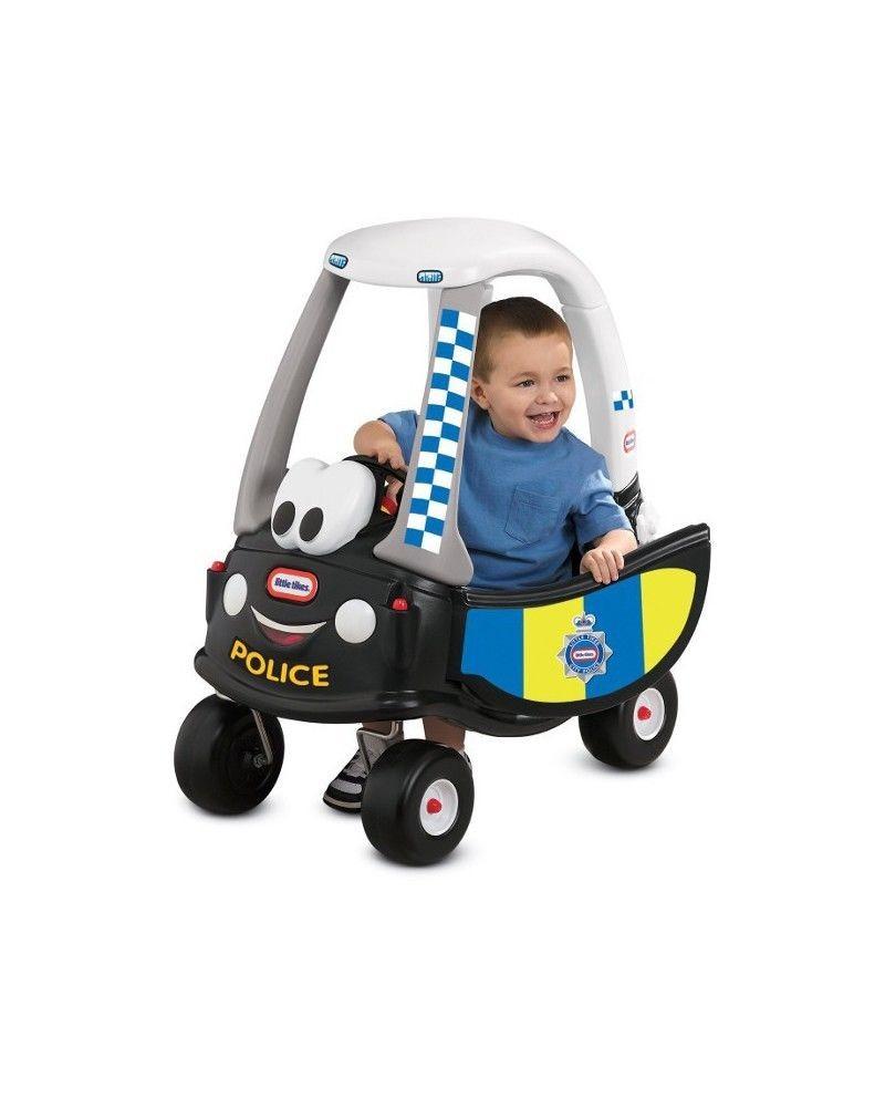 Xe chòi chân cảnh sát Little Tikes-172984E3