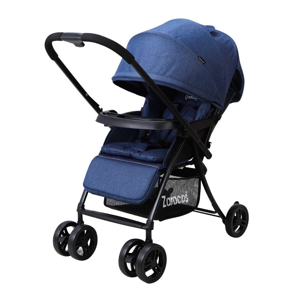 Xe đẩy cho bé Zaracos Oral 2706 Dark Blu