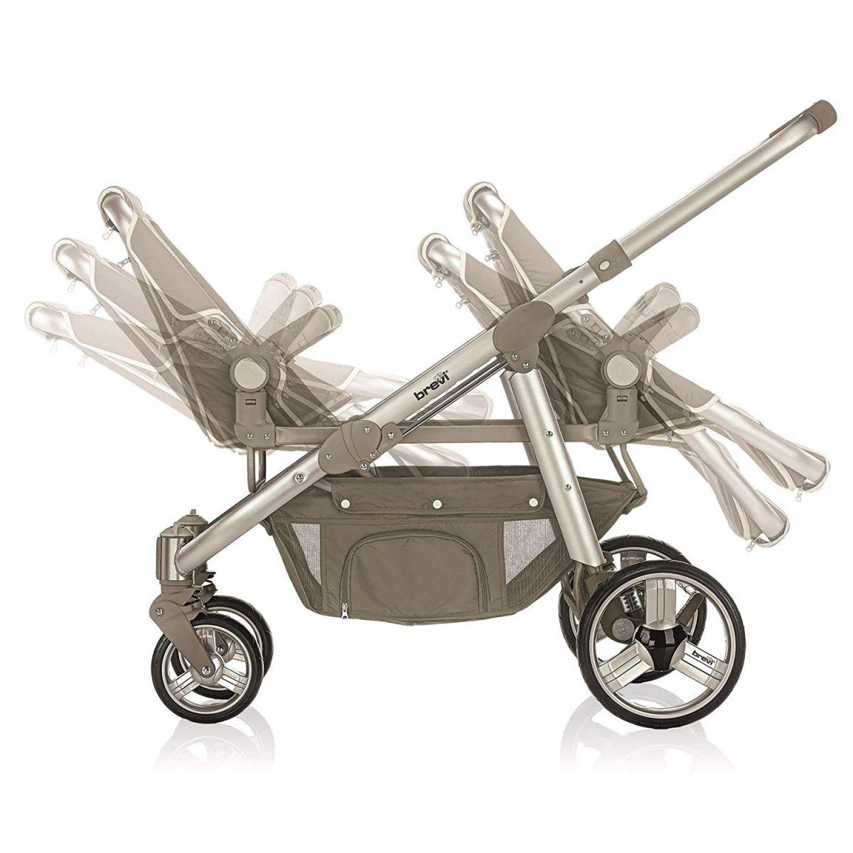 Xe có thể điều chỉnh được mọi tư thế phù hợp với nhu cầu của trẻ