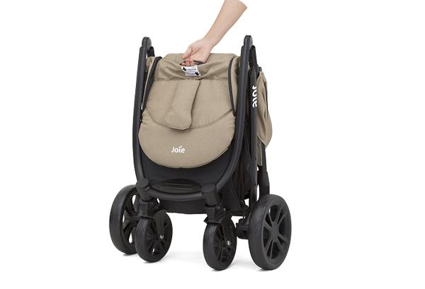 Xe đẩy trẻ em Joie Litetrax 4 Sandstone