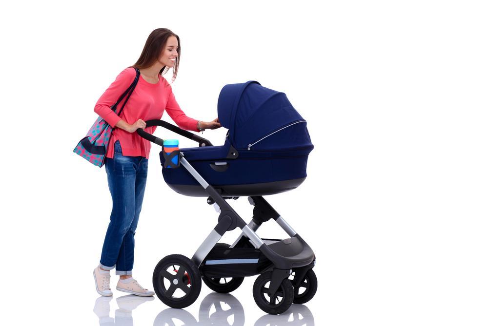 Chọn xe đẩy cho bé 3 tháng tuổi như thế nào 1