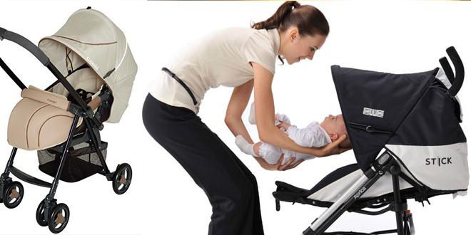Có nên dùng xe đẩy cho bé 3 tháng tuổi 1