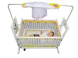 An toàn chính là tiêu chí quan trọng nhất đối với nôi dành cho bé.