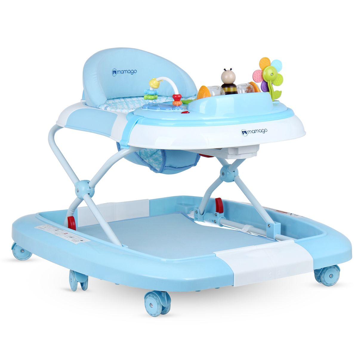 Xe tập đi cho bé chính là vật dụng hỗ trợ đắc lực nhưng không nên lạm dụng.