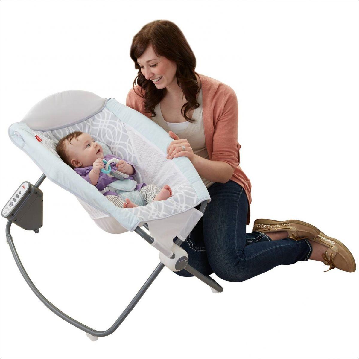 Cách chọn mua ghế rung cho trẻ có giấc ngủ ngon.