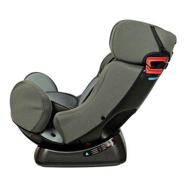 Ghế ngồi ô tô cho bé Zaracos Aroma 7196 - Grey