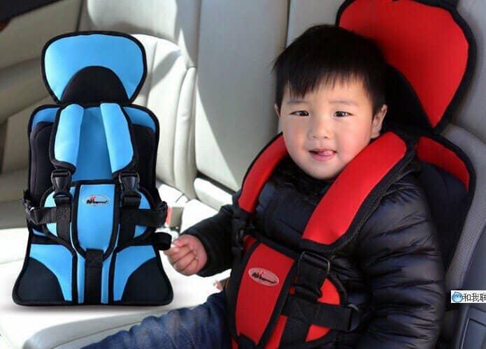 Ghế ngồi ô tô cho bé với những tiện ích tuyệt vời.
