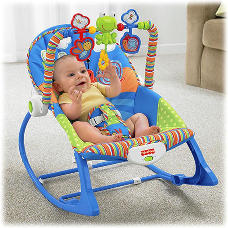 Có nên mua ghế rung cho bé hay không?