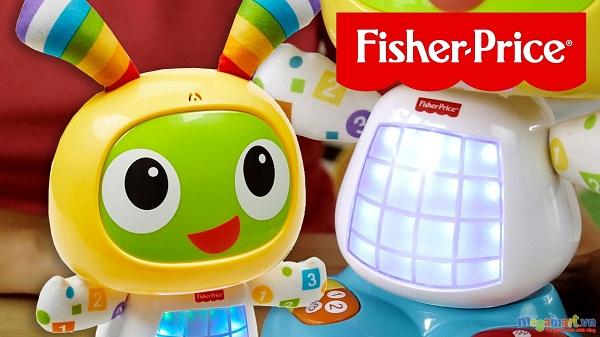 Fisher Price thương hiệu đồ chơi