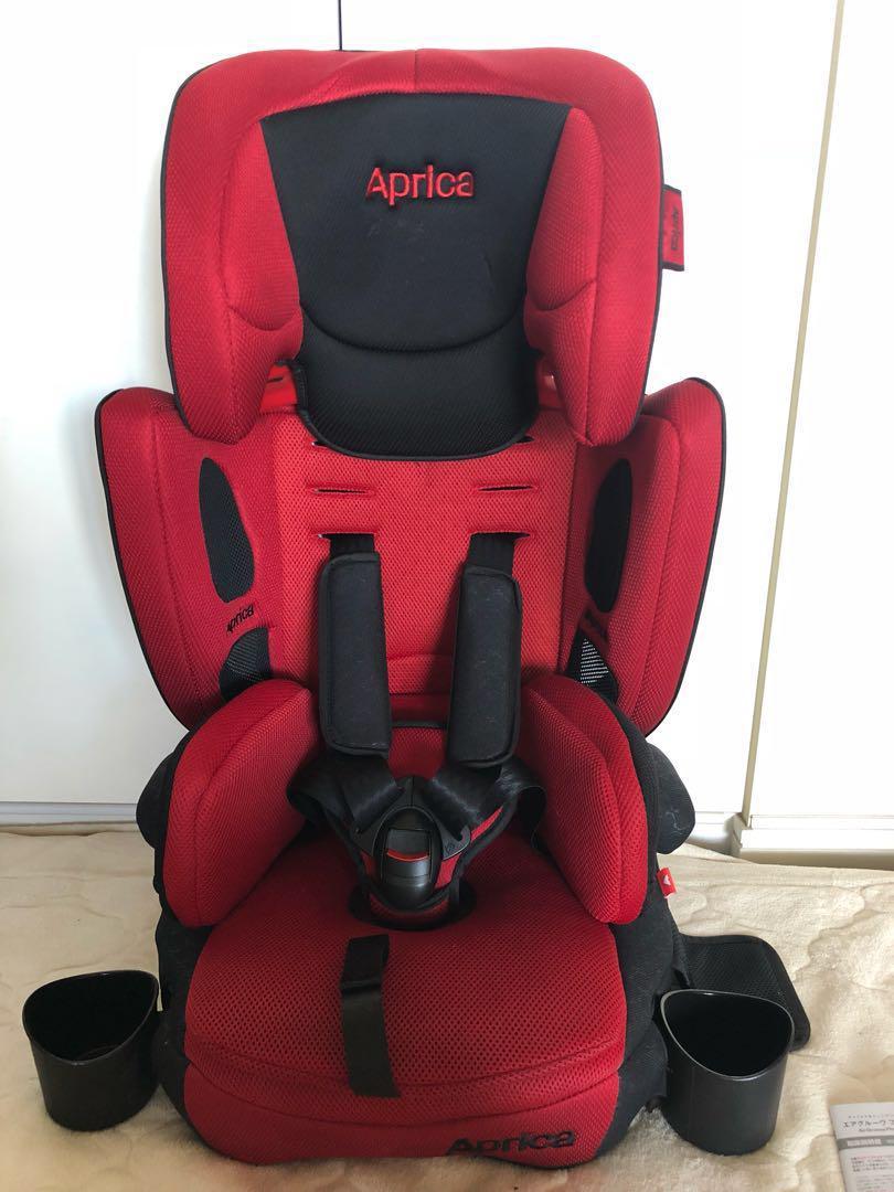 Ghế ngồi ô tô Aprica Air Groove Plus 93502