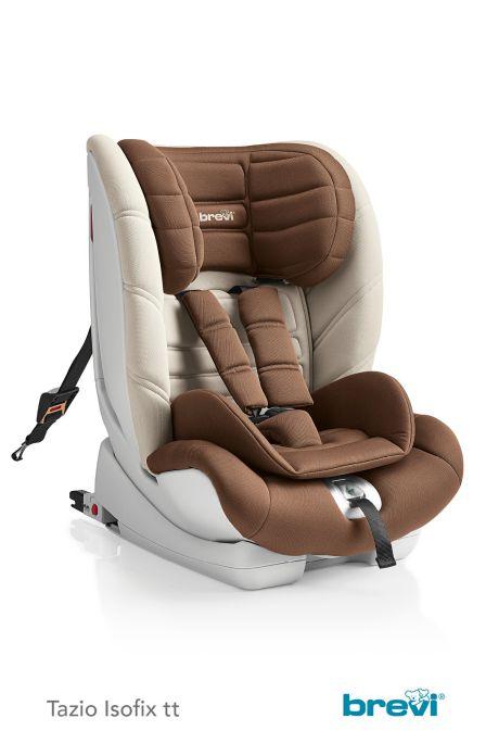 Ghế ngồi ô tô cho bé Brevi Tazio Isofix tt Bre534-398