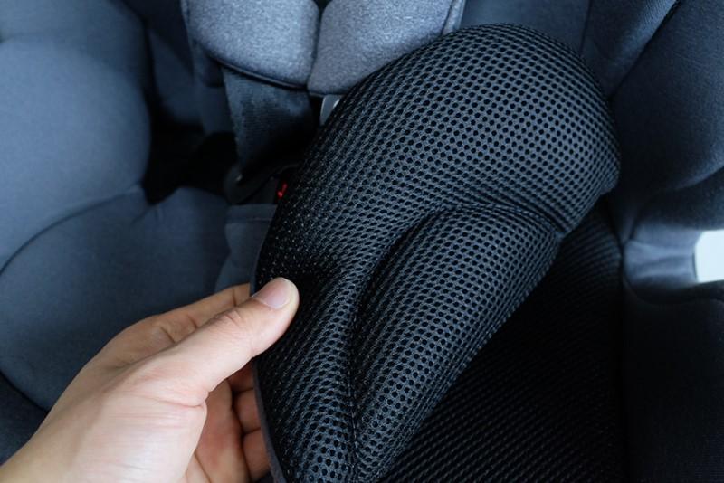 Ghế ngồi ô tô cho bé fedora isofix c5+ màu xanh navy