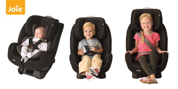 Ghế ngồi ô tô Stages dùng cho bé từ sơ sinh đến khi 25kg (khoảng 7 tuổi)