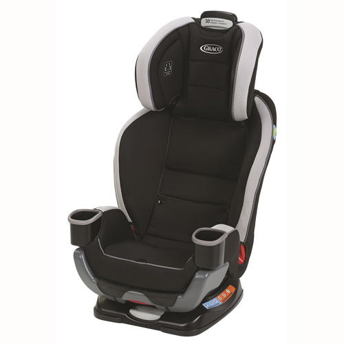 Ghế ngồi ô tô trẻ em Graco Extend2Fit 3in1 Garner