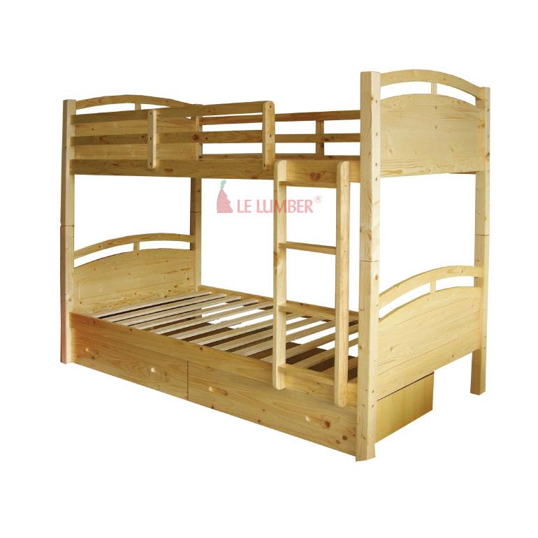 Giường tầng cho bé 2 tầng BB06