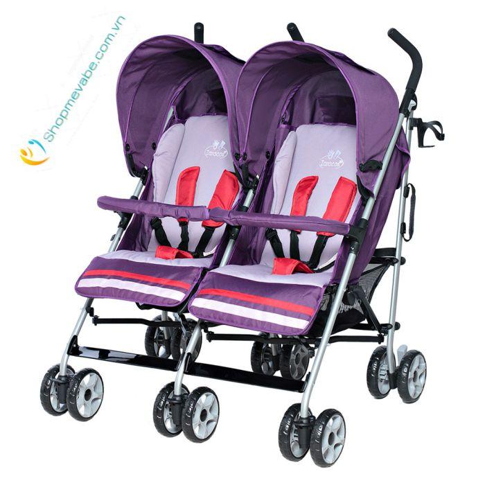 Khuyến mãi sốc xe đẩy đôi cho bé tại Shop mẹ và bé 2