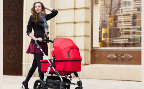 Loại xe đẩy em bé nào để mua là tốt ?