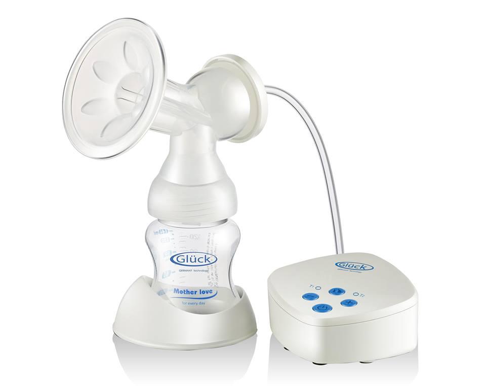 Máy hút sữa điện (dây) Gluck GP31