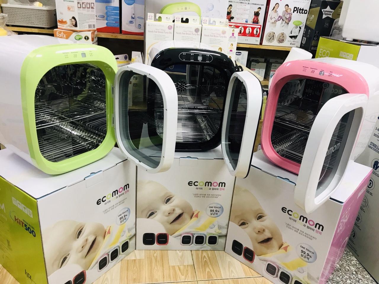 Máy tiệt trùng sấy khô cao cấp bằng tia UV Ecomom ECO-22