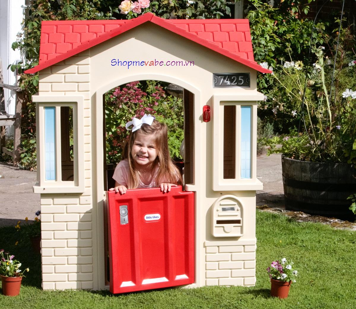 Nhà chơi cho bé Little Tikes Cape Cottage LT- 637902E3
