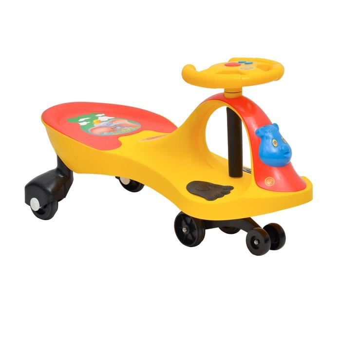 Tầm quan trọng của xe lắc trẻ em.