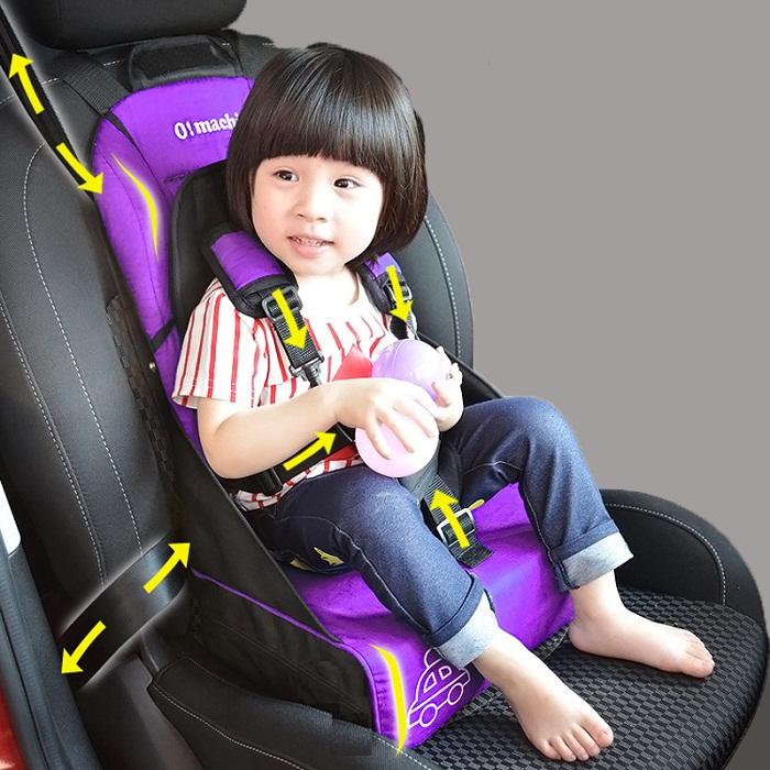 Thương hiệu uy tín rất quan trọng đối với ghế ngồi ô tô cho trẻ 1 tuổi.