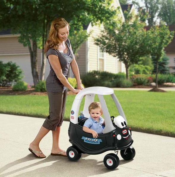 Xe chòi chân mô hình xe cảnh sát LT-615795E5