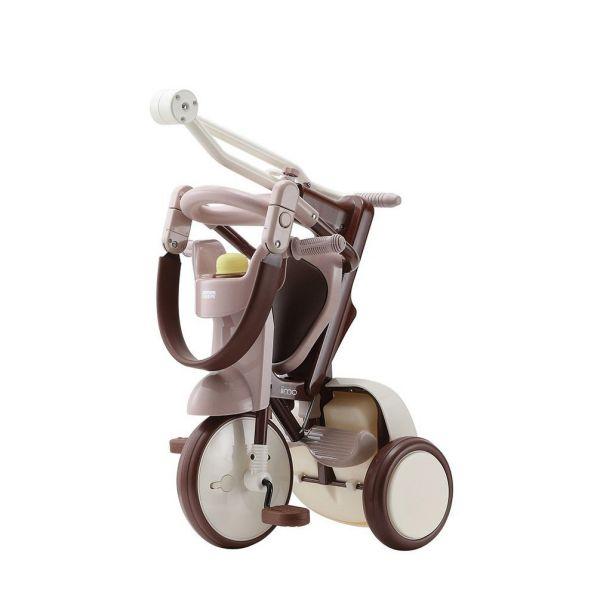 Xe đạp 3 bánh iimo 02G Brown