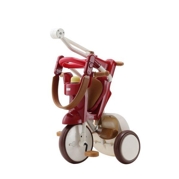 Xe đạp 3 bánh iimo 02G Red