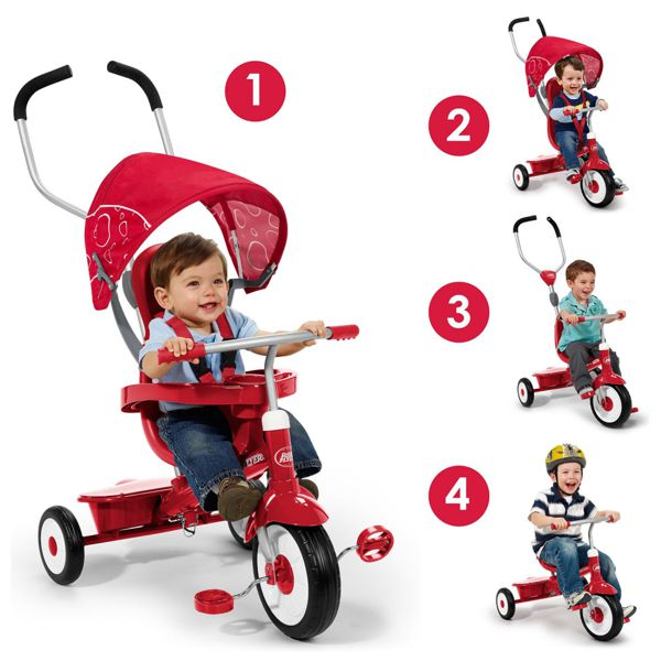 Xe đạp trẻ em Radio Flyer RFR 811