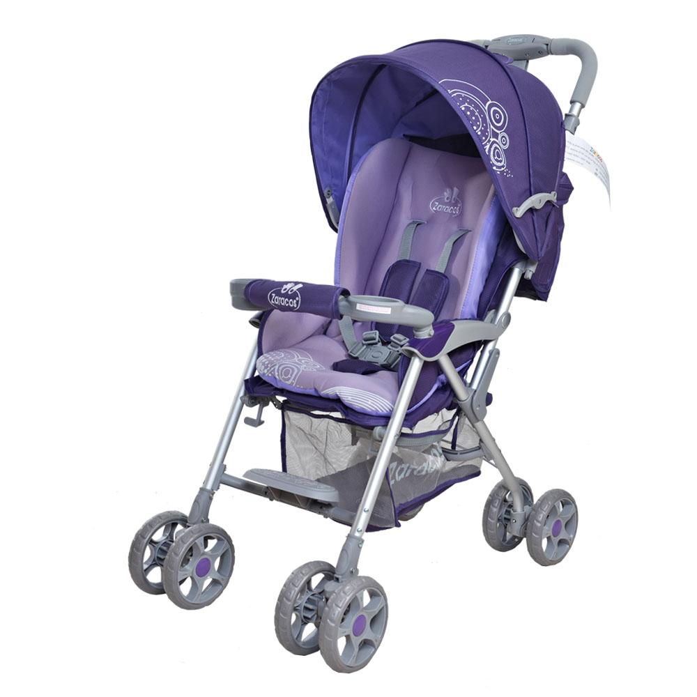 Xe đẩy cho bé Zaracos Ella 1086 Purple