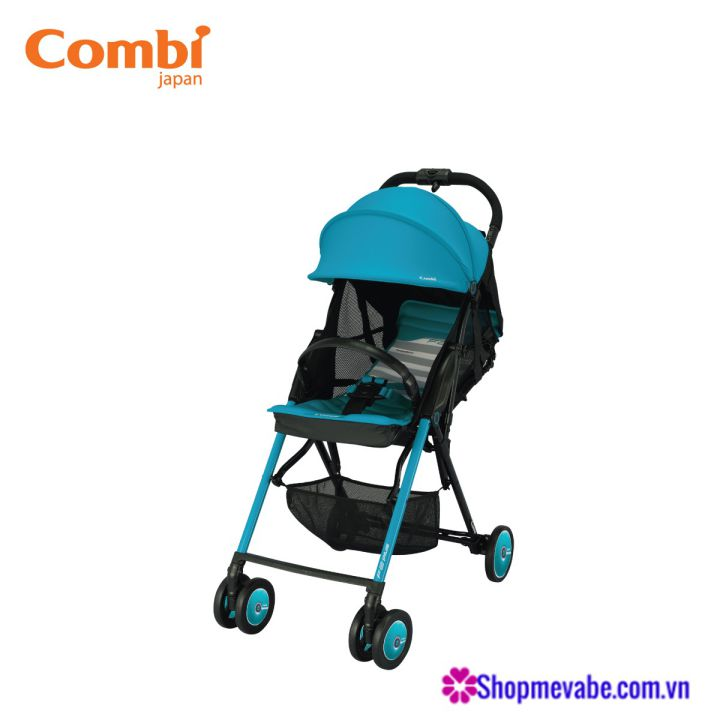 Xe đẩy Combi sơ sinh F2 Plus AF  - Shopmevabe.com.vn