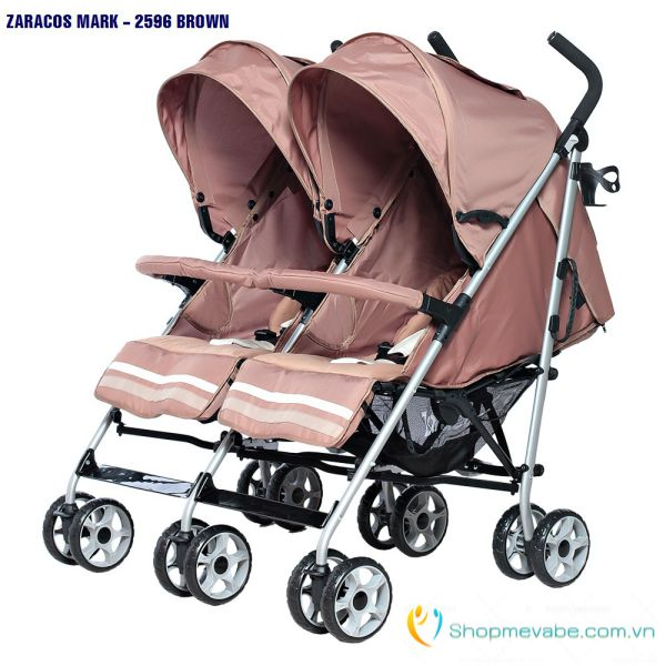 Xe đẩy đôi tốt nhất tại Shop mẹ và bé