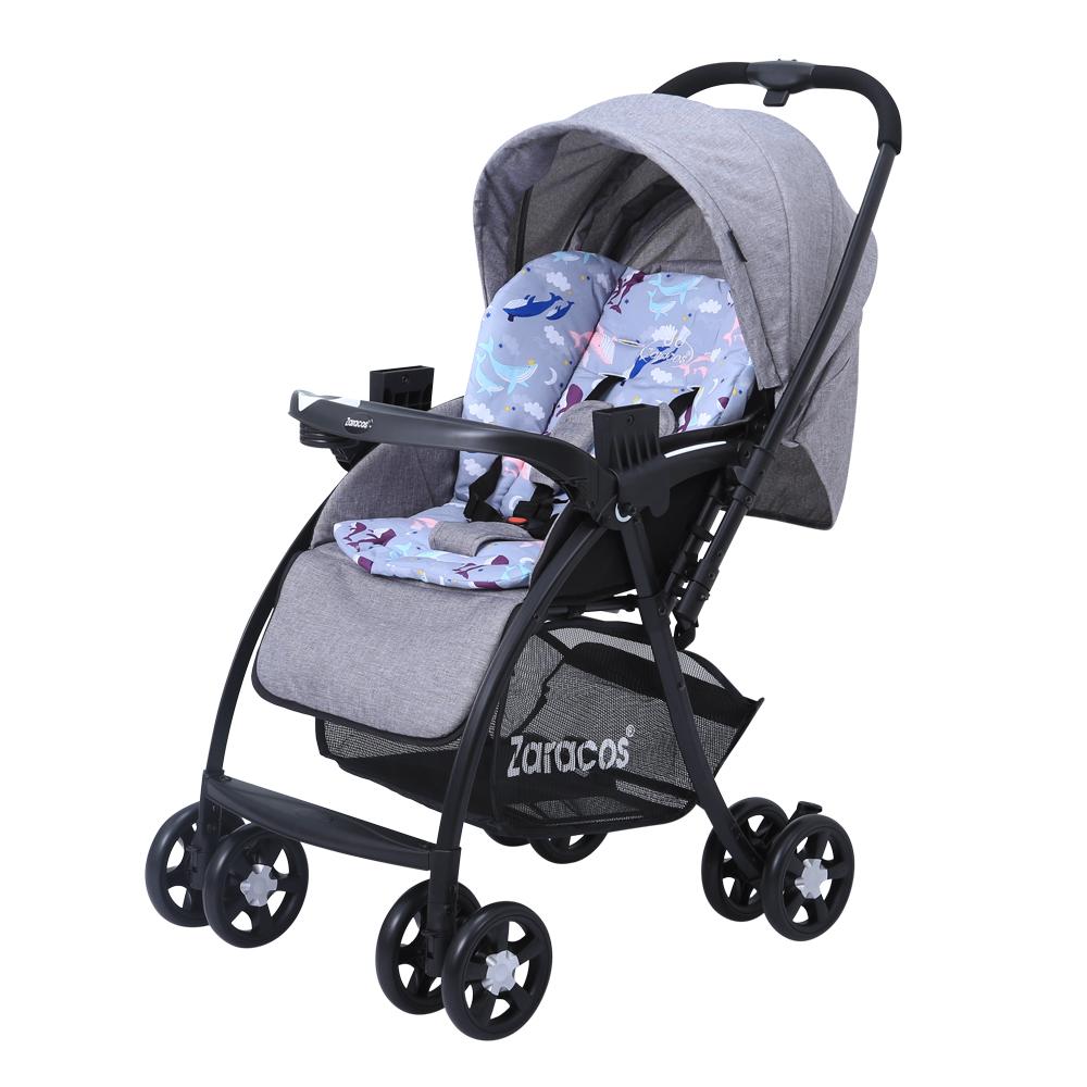 Xe đẩy + Ghế ô tô cho bé - Zaracos Revo 2506