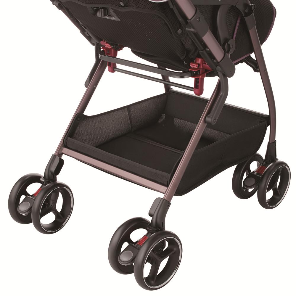Xe đẩy trẻ em Aprica Optia Premium (CTS Purple)