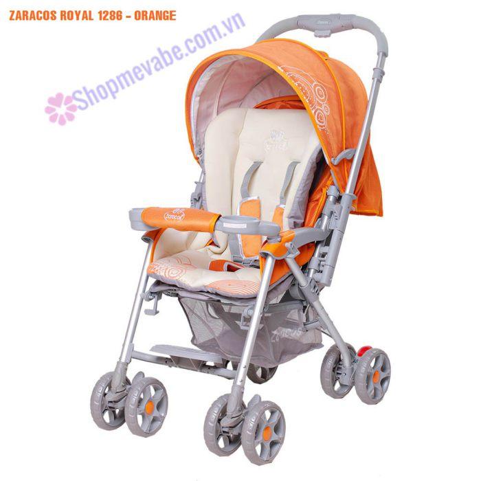 Xe đẩy trẻ em Zaracos  Royal 1286 Orange
